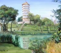 Tan Ruixiang William_Singapore Chinese Garden